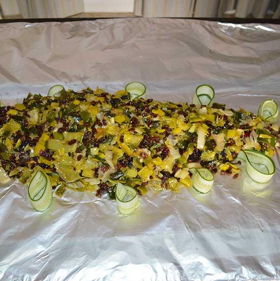 Ghanaian cusine
