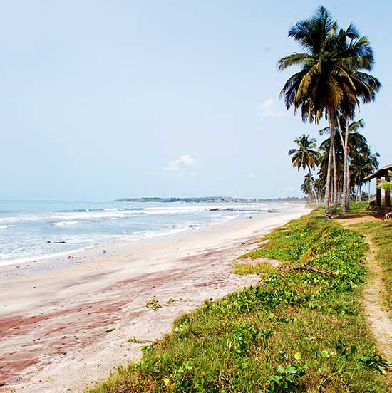 Langma beach