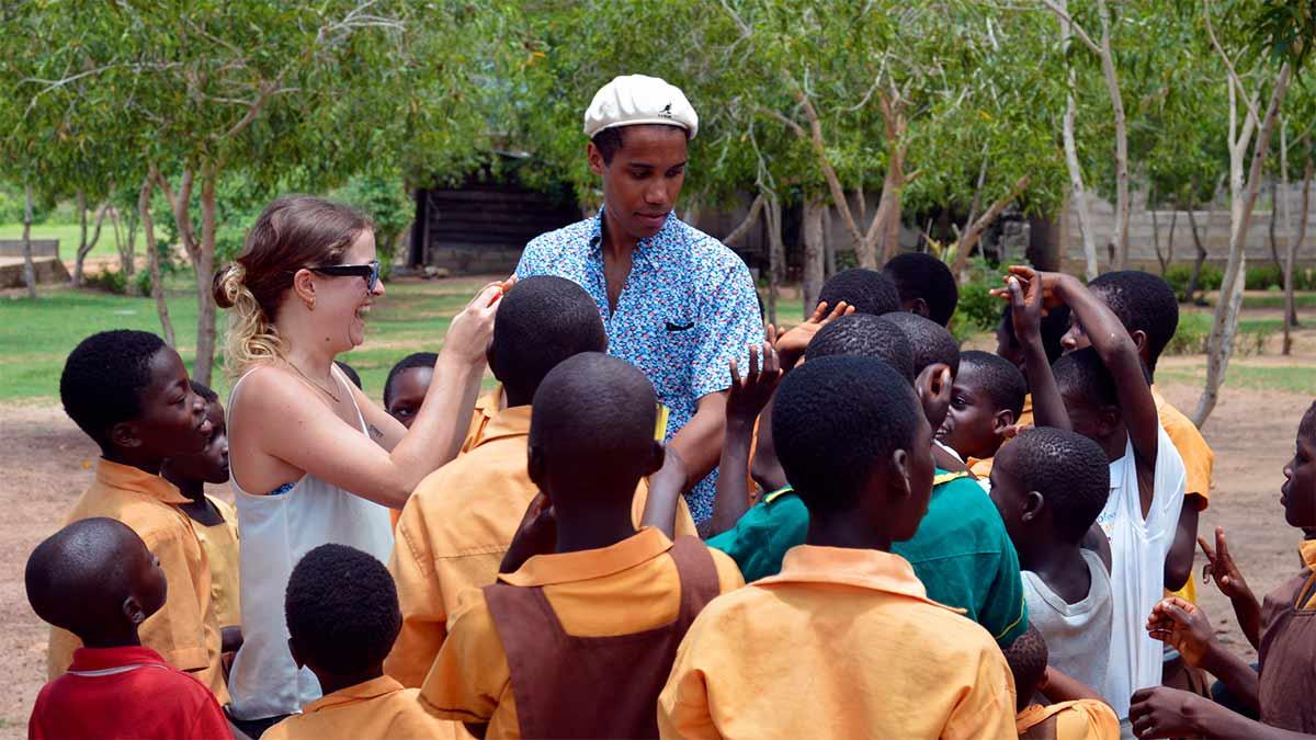 Langma school